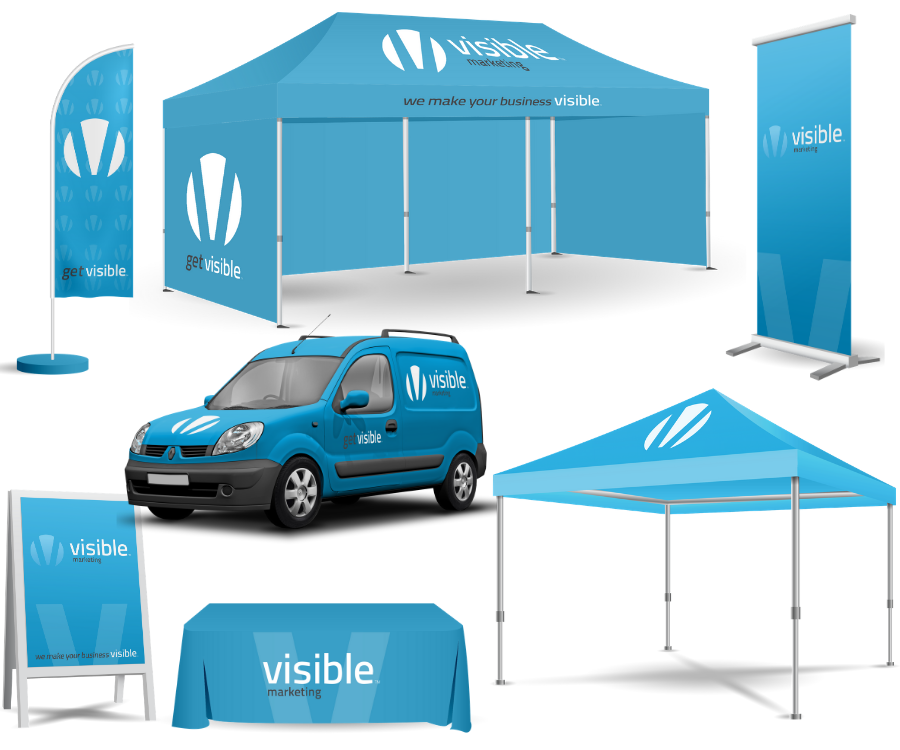 Visible Marketing Products